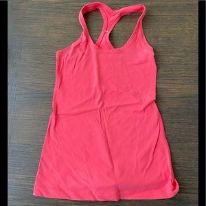 Lululemon Pink Cool Racerback - size 4